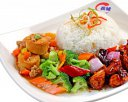 Chang Cheng Chinese Mixed Vegetables Rice Photos